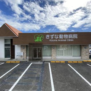 藤枝市の動物病院工事が完了しました!
